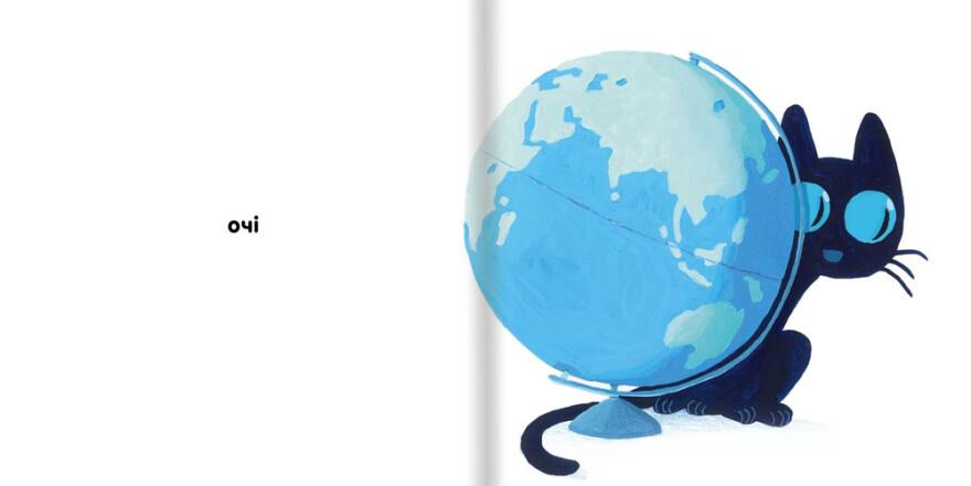 Кольори. Казкова прогулянка в синіх відтінках - #книголав