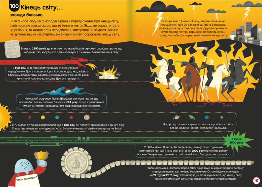 100 фактів про історію  - #книголав