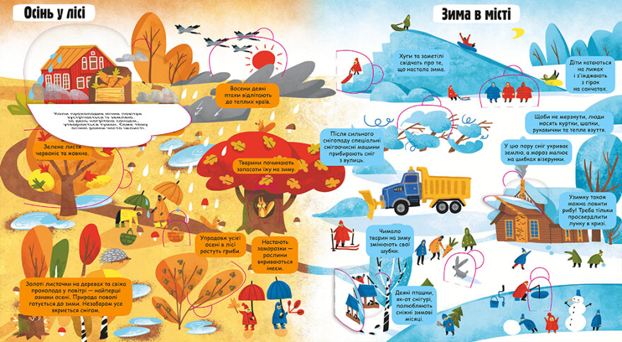 Маленькі дослідники: Погода і природа - #книголав
